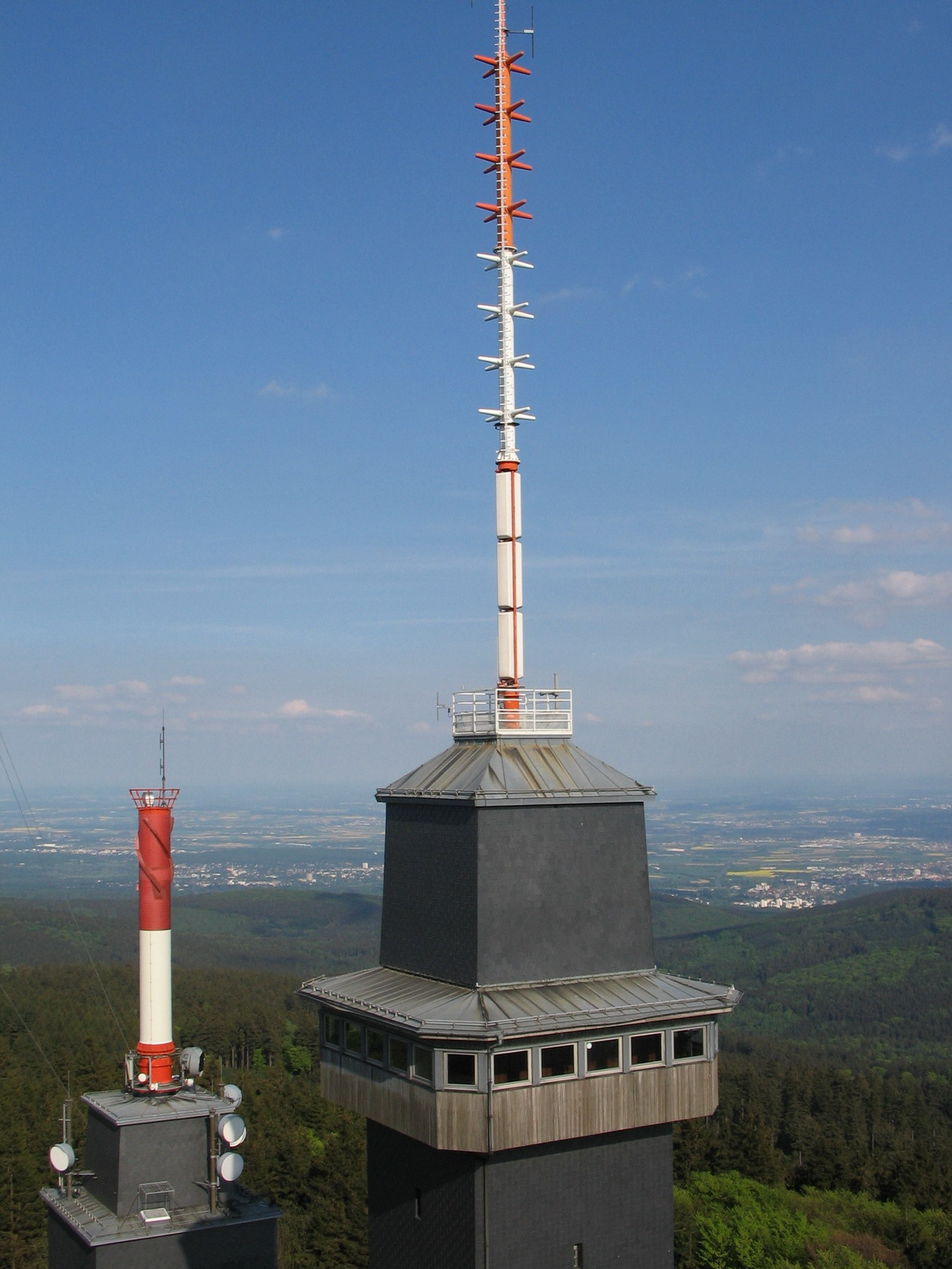 antennen feldberg